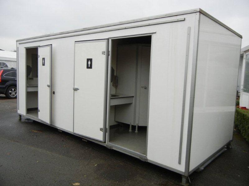 Mindervalide wc wagen huren kies voor a s toiletwagens